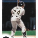Brian Giles 2000 Fleer Focus #147 Pittsburgh Pirates Baseball Card
