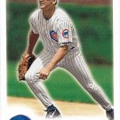 Mark Grace 2000 Fleer Focus #64 Chicago Cubs Baseball Card