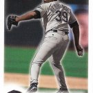 Roberto Hernandez 2000 Fleer Focus #125 Tampa Bay Devil Rays Baseball Card