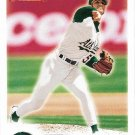 Tim Hudson 2000 Fleer Focus #190 Oakland Athletics Baseball Card