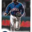 Torii Hunter 2000 Fleer Focus #92 Minnesota Twins Baseball Card
