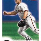 Jeff Kent 2000 Fleer Focus #45 San Francisco Giants Baseball Card
