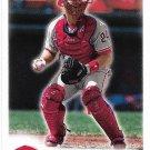 Mike Lieberthal 2000 Fleer Focus #52 Philadelphia Phillies Baseball Card