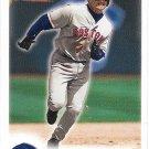 John Valentin 2000 Fleer Focus #56 Boston Red Sox Baseball Card