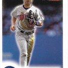 Todd Walker 2000 Fleer Focus #47 Minnesota Twins Baseball Card