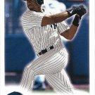 Bernie Williams 2000 Fleer Focus #36 New York Yankees Baseball Card