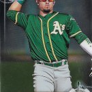 Franklin Barreto 2017 Bowman Prospects Chrome #BCP115 Oakland Athletics Baseball Card