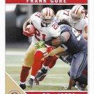 Frank Gore 2011 Score #247 San Francisco 49ers Football Card