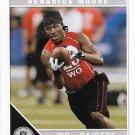 Denarius Moore 2011 Score Rookie #330 Oakland Raiders Football Card
