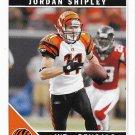 Jordan Shipley 2011 Score #63 Cincinnati Bengals Football Card