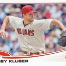 Corey Kluber 2013 Topps Update Rookie #US105 Cleveland Indians Baseball Card