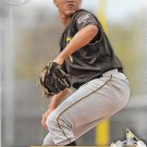 Yeudy Garcia 2017 Bowman #BP34 Pittsburgh Pirates Baseball Card
