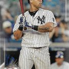 Gary Sanchez 2017 Bowman #95 New York Yankees Baseball Card