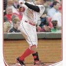 Shin-Soo Choo 2013 Topps Update #US39 Cincinnati Reds Baseball Card