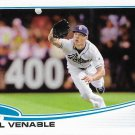 Will Venable 2013 Topps Update #US225 San Diego Padres Baseball Card