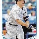 Kevin Youkilis 2013 Topps Update #US10 New York Yankees Baseball Card