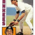 Don Mattingly 2017 Topps Rediscover Topps #RT-7 New York Yankees Baseball Card