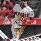 Cameron Maybin 2017 Topps Update #US170 Los Angeles Angels Baseball Card