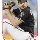 Josh Collmenter 2013 Topps Update #US197 Arizona Diamondbacks Baseball Card