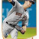 Jarred Cosart 2013 Topps Update Rookie #US211 Houston Astros Baseball Card