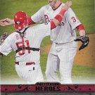 Roy Halladay 2013 Topps 'Postseason Hero' #PH-14 Philadelphia Phillies Baseball Card