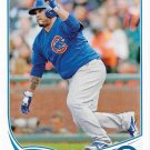 Dioner Navarro 2013 Topps Update #US184 Chicago Cubs Baseball Card