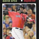 David Ortiz 2013 Topps 1971 Mini #TM-37 Boston Red Sox Baseball Card