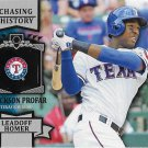 Juricson Profar 2013 Topps 'Chasing History' #CH-109 Texas Rangers Baseball Card