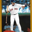 Darren Lewis 2002 Topps #276 Boston Red Sox Baseball Card