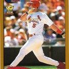 Albert Pujols 2002 Topps #160 St. Louis Cardinals Baseball Card