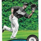 Mike Cameron 2011 Topps Update #US141 Florida Marlins Baseball Card