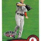 Jacoby Ellsbury 2011 Topps Update #US278 Boston Red Sox Baseball Card