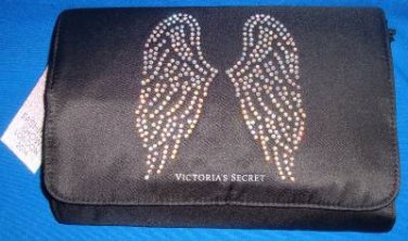 Victoria's Secret FASHION SHOW LONDON 2014 Bling Angel Wings Tri Fold Make Up