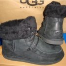 UGG Australia CYPRESS Black Water  Resistant Boots Size US 7,EU 38 NEW #1007709