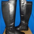UGG Australia Women's DANAE Black Tall Leather Boots Size US 5.5 NEW #1008683