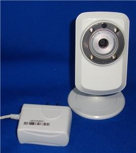 D-LINK  DAY & NIGHT NETWORK  WiFi CAMERA