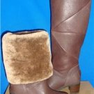 UGG Australia AVERY Water Resistant Leather Fully Sheepskin Lined Boots Size 6
