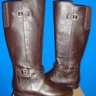 UGG Australia BERYL Stout Tall Leather Lined Boots Size US 9, EU 40 NEW #1007661