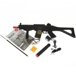 Battery Operated M-82 Airsoft Machine Gun
