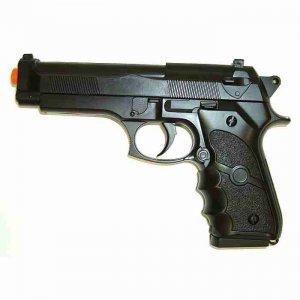 9mm Style Black Pistol