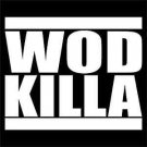 2 Pack of Custom Kettle WOD Killa XFit  Vinyl Decals / Stickers