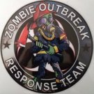 Zombie Outbreak Response Team Vinyl Decal / Sticker