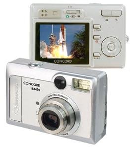 5.0 MEGAPIXEL DIGITAL CAMERA