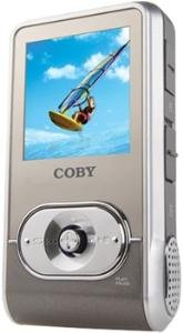 Coby Mp-c758 Portable Mp3 Digital Player 512mb (coby Mpc758)