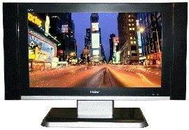 """HAIER HLH32BB BLACK BELT 32"""" LCD TV"""