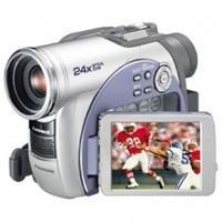 Panasonic VDR-M53 DVD Ram Camcorder w/18x Optical Zoom & SD Card Slot