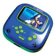 "Coby Tf-dvd560 3.5"""" Tft Portable Dvd/cd/mp3 Player With Built-in Sega Games"