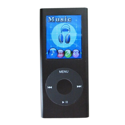1.5-Inch Car MP4 Player 1GB With FM Transform /black(ZSZ-005A)