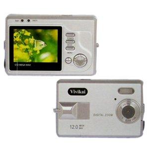 """12.0M Pixels 2.0""""TFT Colour Screen Digital Camera (TDC-303)"""