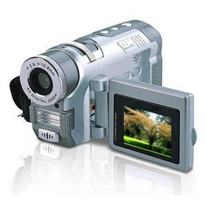 6.6 Mega Pixels Digital Video Cameras With Mp3 (DV-685)